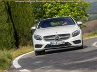Active Body Control avec Dynamic Curve sur Mercedes S-Klasse Coupé