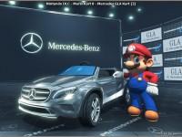 Nintendo GLA Kart by Mercedes