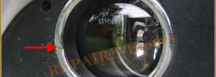 Remplacement Phare Anti-Brouillard W245 – Mercedes B-Klasse
