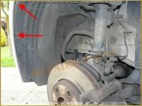 Remplacement Phare Anti-Brouillard W245 - mercedes B-Klasse