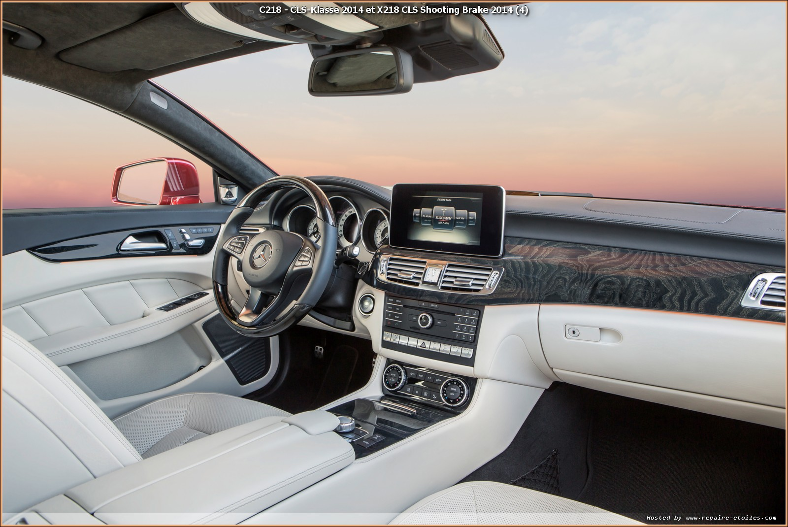 CLS-Shooting Brake et CLS-Klasse 2014 – Icones du Design.