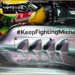 Keep fighting Michael – Continue de te battre Michael