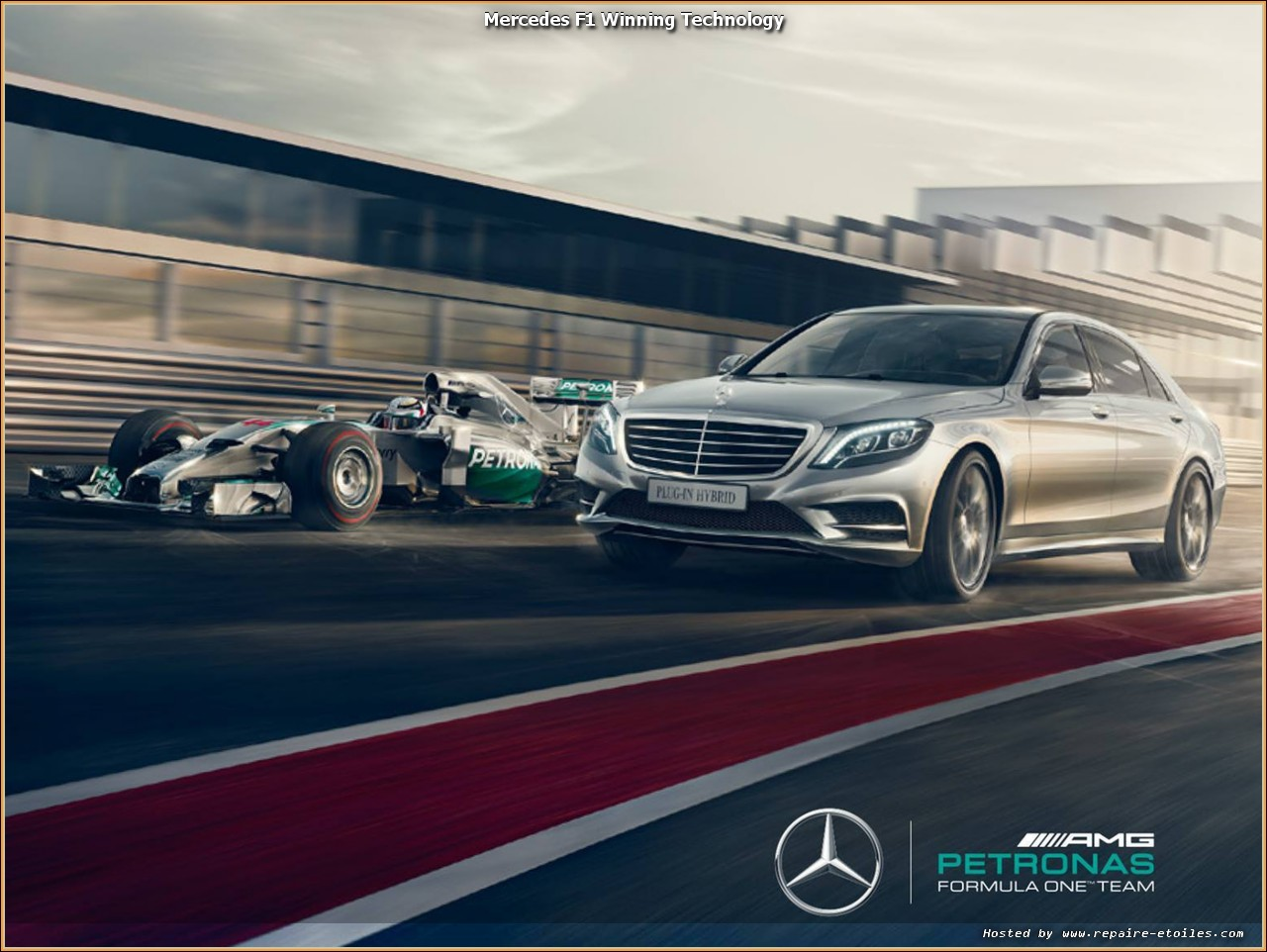 Technologie F1