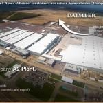 NISSAN – DAIMLER : Une usine commune au Mexique