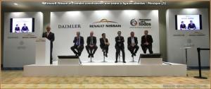 Renault-Nissan - Daimler construise une usine à Aguascalientes (Mexique)