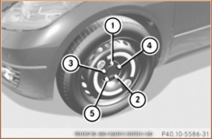 Changement de roue avec Cric de bord (5)