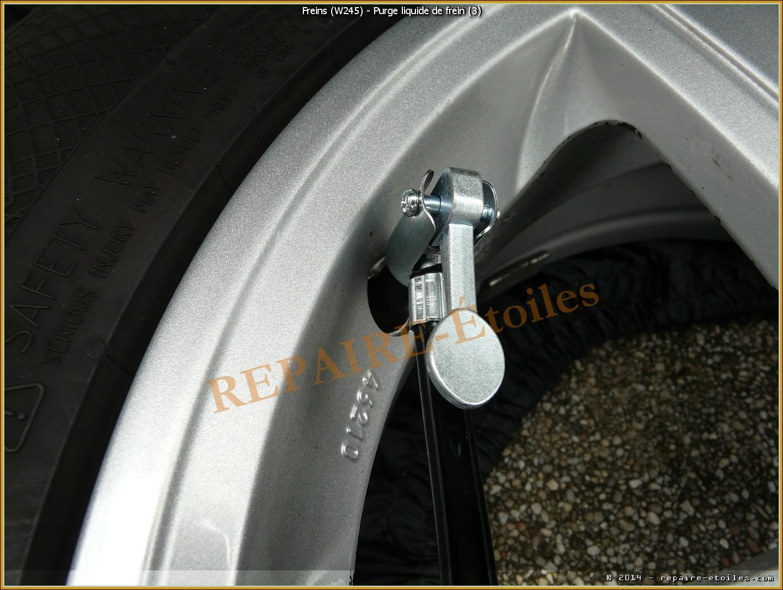 niveau liquide de frein volkswagen