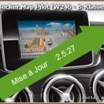 GPS Becker MAP PILOT – Mise à jour du logiciel 2.5.27