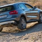 GLA Offroad Confort – Le SUV Mercedes équipé Hors Piste