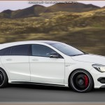 CLA 45 AMG Shooting Brake – Déclinaison AMG Performance