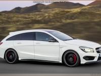 Mercedes-AMG - CLA 45 AMG Shooting Brake