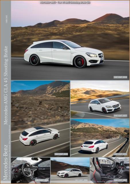 Mercedes-AMG - CLA 45 AMG Shooting Brake (8)
