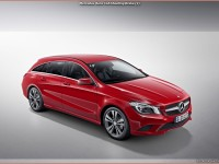 nouveau CLA Shooting Brake