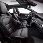 RAPPEL Sieges AMG Performance – Mercedes A45 et CLA 45 AMG