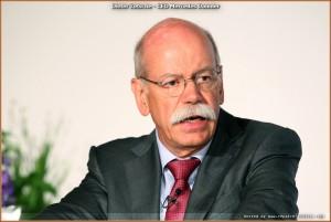 Dieter Zetsche - CEO Mercedes Daimler