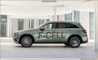 Mercedes GLC F Cell – Hydrogène de série pour 2017