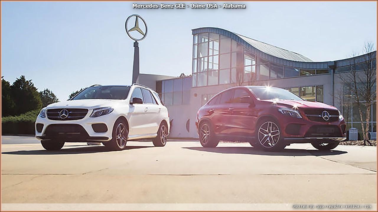 Mercedes benz usa l 39 alabama dans le viseur de l 39 oncle for Mercedes benz in alabama