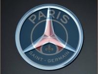 Mercedes-Benz s'installe au PSG